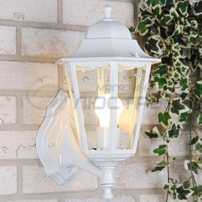 фото Светильник уличный настенный NX9701 4U белый