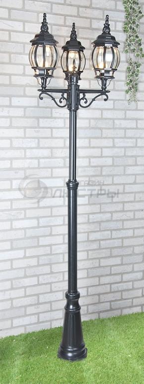 фото Светильник уличный NLG99HL005 черный