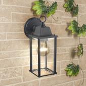 фото Настенный светильник 1008D Brick черный