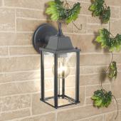 фото Настенный светильник 1008D Brick серый