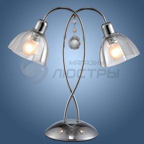 фото Интерьерная настольная лампа Silenzio A9559LT-2CC