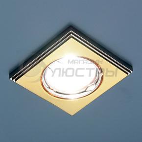 фото Точечный светильник 105A SG/N (сатин-золото/никель)