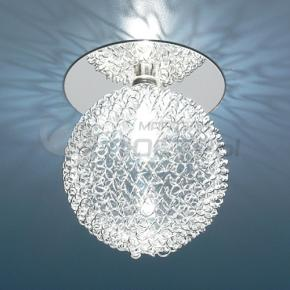 фото Точечный светильник 8118 CH/SS (хром/сатин-серебро)