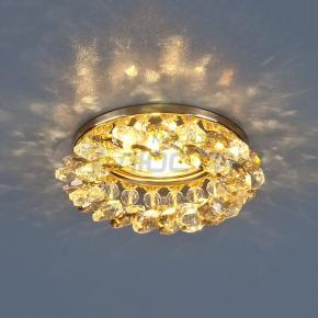 фото Точечный светильник 206 золото/тонированный
