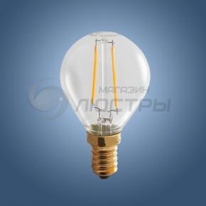 фото Лампа светодиодная MD NEO-G45 2W E14 6400K