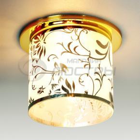 фото Точечный светильник 8170D GD (золото)
