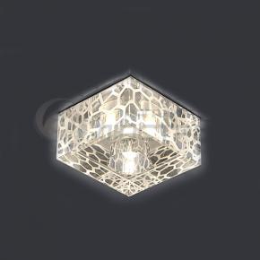 фото Точечный светильник 8105 прозрачный