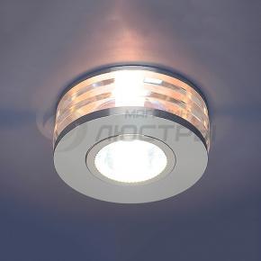 фото Точечный светильник 5005 хром