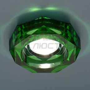 фото Точечный светильник 9120 GR (зеленый)