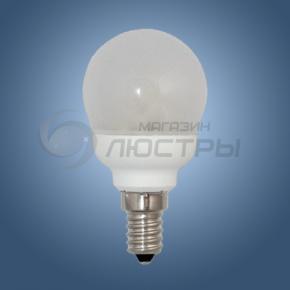 фото Лампа светодиодная LED MD G55 4W E14 6700К (шарик)