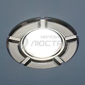 фото Точечный светильник101A SN/N (сатин-никель/никель)