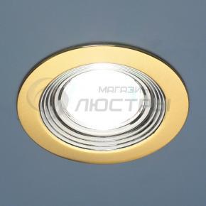фото Точечный светильник 102A SG/N (сатин-золото/никель)
