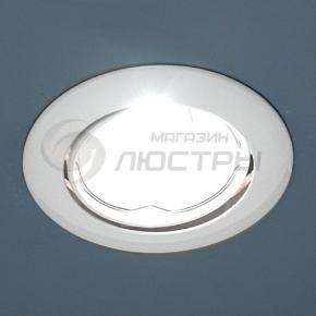 фото Точечный светильник 104S WH (белый)