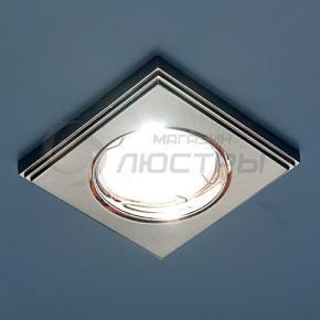 фото Точечный светильник 105A SN/N (сатин-никель/никель)