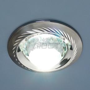 фото Точечный светильник 117A CX+50 SN/N (сатин-никель/никель)