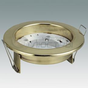 фото Точечный светильник HM GX53 золото