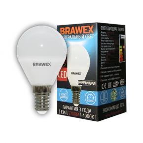 фото Светодиодная лампа Е14 свеча 7W 0707G-B35S-6L
