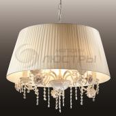 фото ПОДВЕС ODEON-LIGHT 2686/5 PADMA E14 5*60W