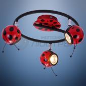 фото Детский светильник  Ladybird 5718-3