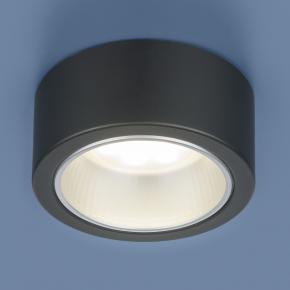 фото Накладной точечный светильник 1070 GX53 BK черный