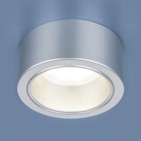 фото Накладной точечный светильник 1070 GX53 SL серебро