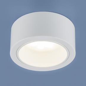 фото Накладной точечный светильник 1070 GX53 WH белый