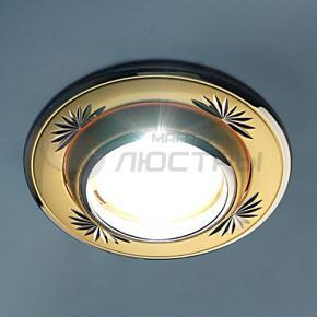 фото Точечный светильник 301A CF PG/N (перл.золото/никель)