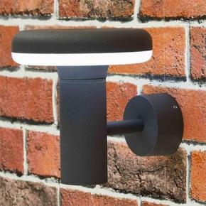 фото Уличный настенный светильник Citilux CLU01W
