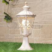 фото Светильник ландшафтный Diadema S белое золото