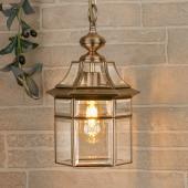фото Подвесной светильник 1031 Savoie H медь