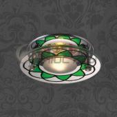 фото Светильник встраиваемый Vitrage 369397
