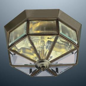 фото Светильник потолочный Hall A7836PL-2AB
