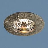 фото Светильник встраиваемый круглый Elektrostandart 603