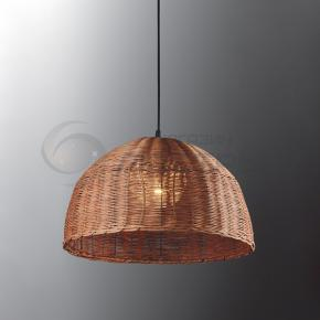 фото Подвесной светильник Н Ротанг B145/1 BR