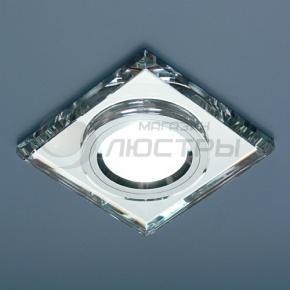 фото Точечный светильник 8170/2 SL/SL (зеркальный/серебро)
