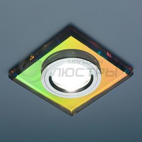 фото Точечный светильник 8170/2 MULTI/SL (зеркальный/мультиколор)
