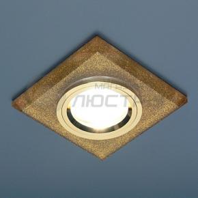 фото Точечный светильник 8170/2 BR/GD (золотой)