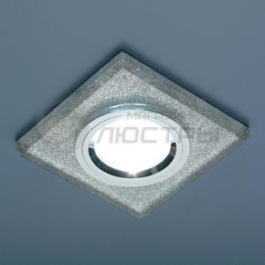 фото Точечный светильник 8170/2 BR/SL (зеркальный/серебрянный)