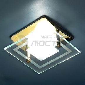 фото Точечный светильник R50D GD (золото)