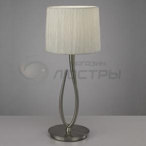 фото Интерьерная настольная лампа Lua _3708
