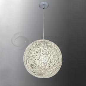 фото Подвесной светильник Н Ротанг 2-2090-3-WH E27