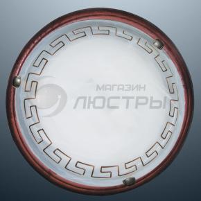 фото Светильник настенно-потолочный Antica A3646PL-2AB