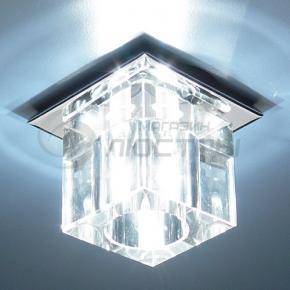 фото Точечный светильник SD8019 CH/WH (хром/белый)