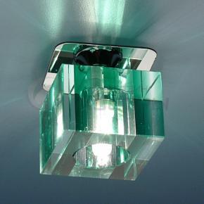 фото Точечный светильник SD8024 GR/WH (зеленый)