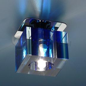 фото Точечный светильник SD8024 BL/WH (синий)