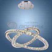 фото Люстра подвесная светодиодная хрустальная Globo Marilyn I 67037-60