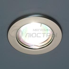 фото Точечный светильник 9210 SC хром матовый