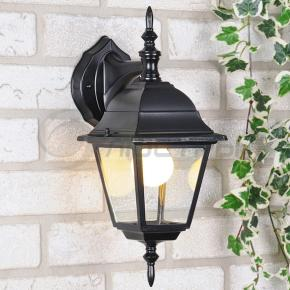 фото Светильник уличный настенный NX9701 1D черный