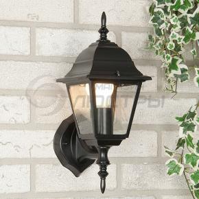 фото Светильник уличный настенный NX9701 1U черный
