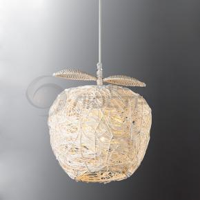 фото Подвесной светильник Н Ротанг 2-0500-1-WH E27